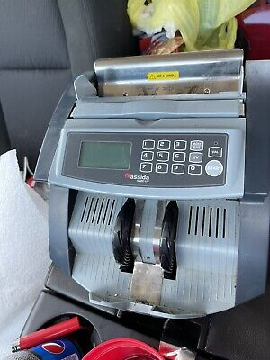 Cassida 5520 Currency Money Counter Wuv Mg Conterfeit Bill Detection Pre-owned