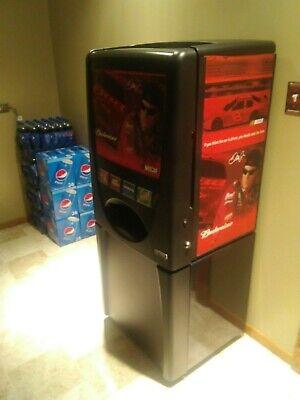 Skybox Bottle Can Dispenser Drink Beer Soda Maytag Cooler Refridgerator W Key
