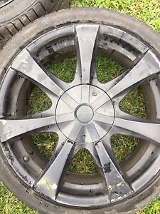 17 inch 4 stud lenso rims Tregear Blacktown Area Preview