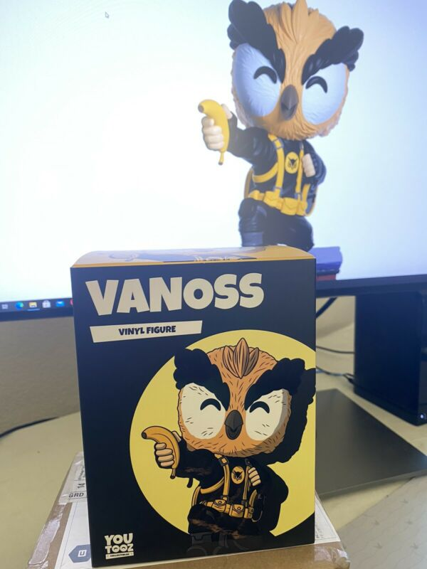 Vanoss Gaming #223 YouTooz Limited Edition🔴SHIPS ASAP🔴Perfect Condition