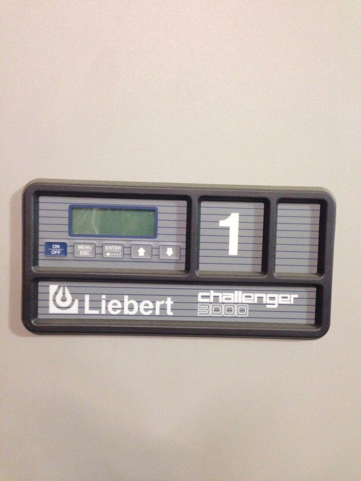 Liebert Challenger 3000 Circuit Diagram Engine Wiring Diagrams Crv Schematic Wire Center