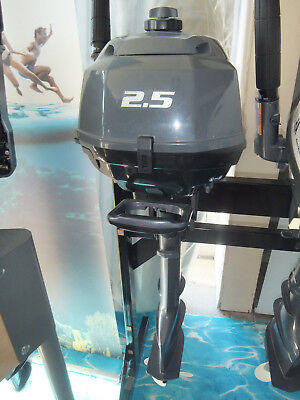 Außenbordmotor Yamaha F2.5 Außenborder Motor NEU