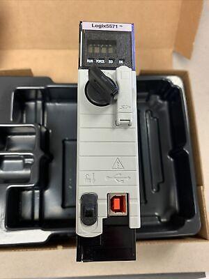 New Allen Bradley 1756-l71 Ser B Controllogix Logix5571 Processor 2mb Frn 1.010