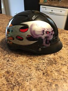 DOT certified helmet