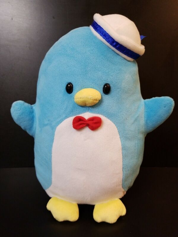 "2011Fiesta Sanrio Hello Kitty 12""  ""Tuxedo Sam"" Stuffed Plush Animal, Used"