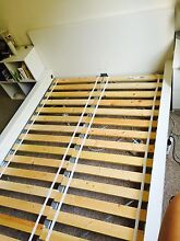 Ikea Queen size Bed Hornsby Hornsby Area Preview