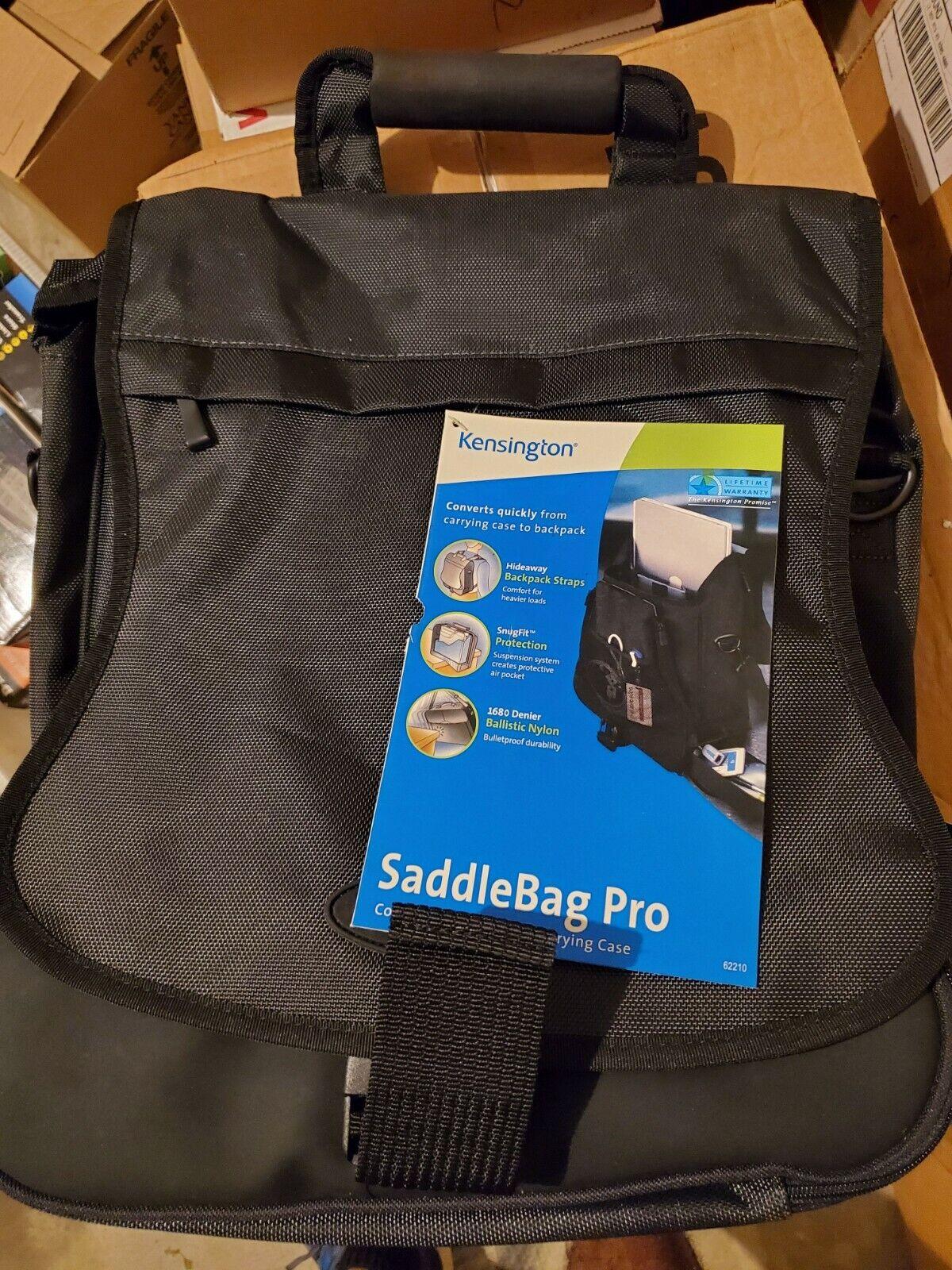 saddle bag pro laptop messenger bag backpack