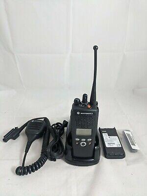 Motorola Xts2500 Model Ii Uhf 380-470 Mhz P25 Digital Astro Encryption Gmrs