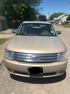 2008 Limited Edition Ford Taurus