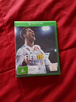 FIFA 18 Xbox One Epping Whittlesea Area Preview