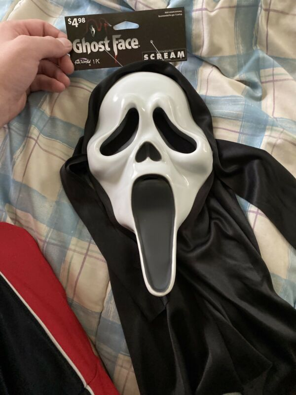 Tagged Scream Ghostface Mask 2020 Scream