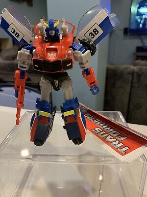 TRANSFORMERS CLASSICS UNIVERSE SMOKESCREEN Deluxe Generations 100% Complete