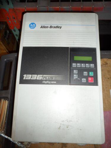 Allen Bradley 1336f-b030-aa-en-has2 , 1336 Plus Ii Sensorless Vector Drive