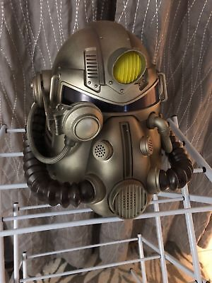 Fallout 76 Power Armor Helmet & Duffel Bag (Collector's Edition NO GAME)](Fallout Helmet)