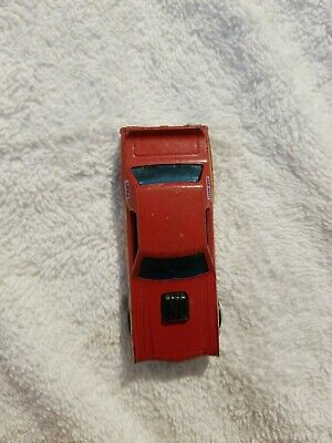 Vintage HOT WHEELS REDLINE 1974 GRAN TORINO STOCKER - Red Flying Colors #23