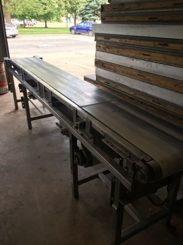 Excel Conveyor Belt 16 ft long x 16 inches wide Belt