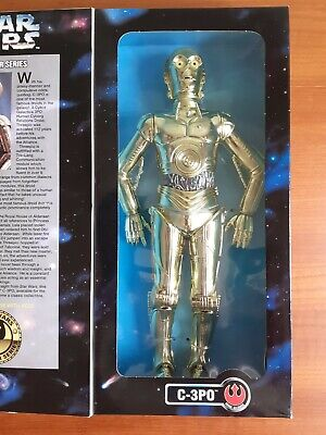 "Star Wars Collector Series C-3PO 1996 Kenner 12"" Figure - Vintage"
