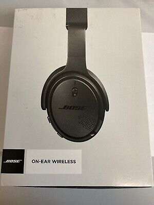 Original Bose on-ear Bluetooth Headband Wireless Headphones - Black
