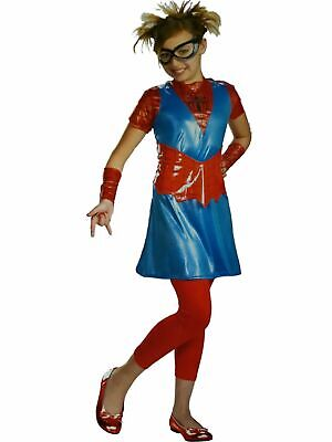 Spiderman Halloween Costume For Women (Junior Womens Spiderman Spider-Girl Halloween Super Hero Costume Mini)