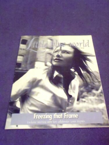 Tori Amos Little Blue World fanzine vol 4 no 4 winter 2005