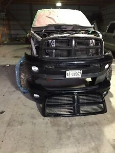 Sport bumper and grill