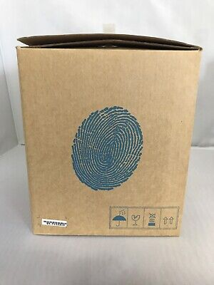 Timetrak Systems Biometric Time Clock Wfingerprint Scanner Bnib