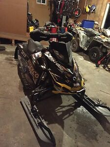 2013 mxz 600 rs trail converted $6400 OBO