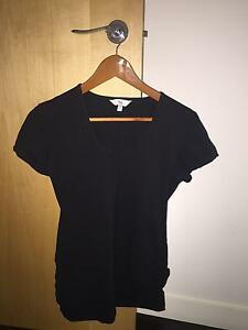 Maternity t-shirts x2 size small Fairfield Fairfield Area Preview