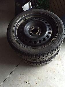 Tires and rims  St. John's Newfoundland image 1