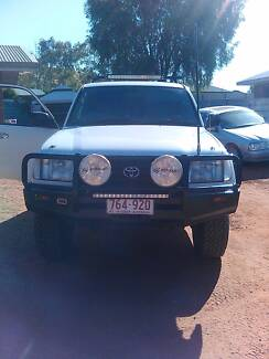 1999 HZJ105 Toyota Landcruiser Alice Springs Area Preview