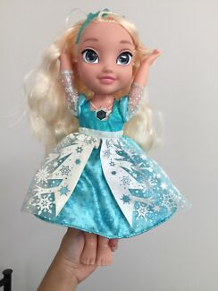 Elsa which can sing