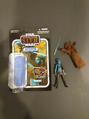 Star Wars Vintage Collection Aayla Secura