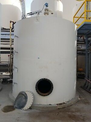 6100 Gallon Carbon Steel Vertical Storage Tank