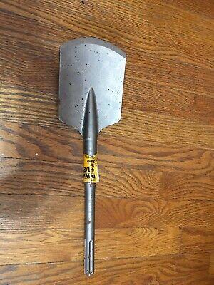 Dewalt 4.5 In Clay Spade Chisel Sds Max Shank Demolition Rotary Hammer Drill Bit