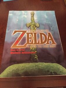 Zelda A link to the past graphic novel 1993
