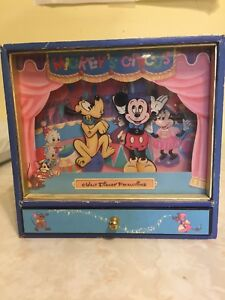 Mickey's Circus wind up toy