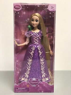 Disney Classic Rapunzel Doll includes Pascal - from Tangled
