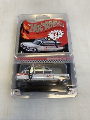 hotwheels ghostbusters ecto 1 Red Line Club