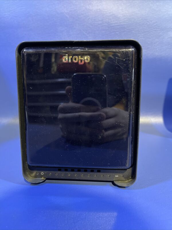 Drobo 5D (DRDR5-A) Direct Attached Thunderbolt Storage USB 3.0