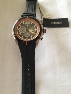 Watch New CITIZEN ECO DRIVE CHRONOGRAPH