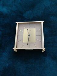 Elegant Decorative Seiko Quartz Table Top Clock (Working)
