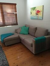 3 seater lounge with chaise Cronulla Sutherland Area Preview