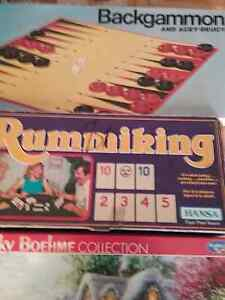 RUMMYKING, BACKGAMMON, JIGSAW PUZZLES AND EQUABLE Warwick Joondalup Area Preview