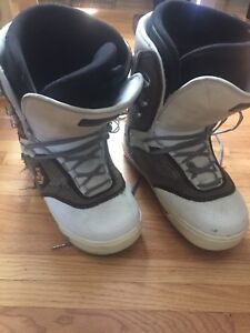 Snowboard boots size 10