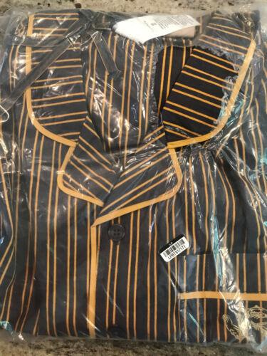 Pottery Barn Teen HARRY POTTER HUFFLEPUFF House Pajama Set Small NEW