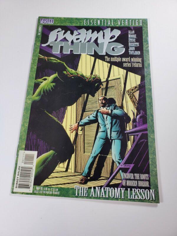 Essential Vertigo: Swamp Thing #1 DC/Vertigo |