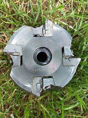 Sandvik Coromant 3 Indexable Carbide Face Shell Mill Ra265.2-080e 1 Arbor