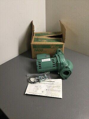 New Taco 1400-30 High Capacity Circulator Pump 16hp Rpm 3450 8n-2