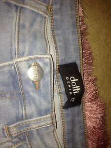 JEANS SIZE 8 & 12. Glamorgan Vale Ipswich City Preview