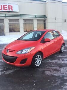 2013 MAZDA 2 GS Hatchback Automatic-Air CLIMATISÉ-Extra PropreA1
